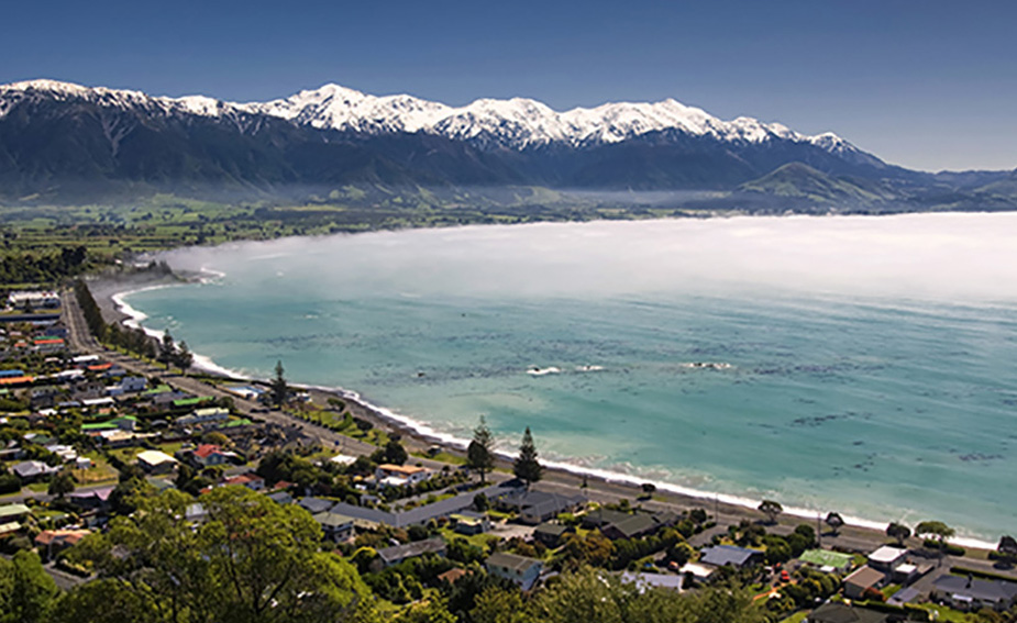 Kaikoura Earthquake, New Zealand South Island