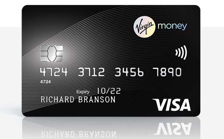Virgin Money Credit Cards - Low Rate Card