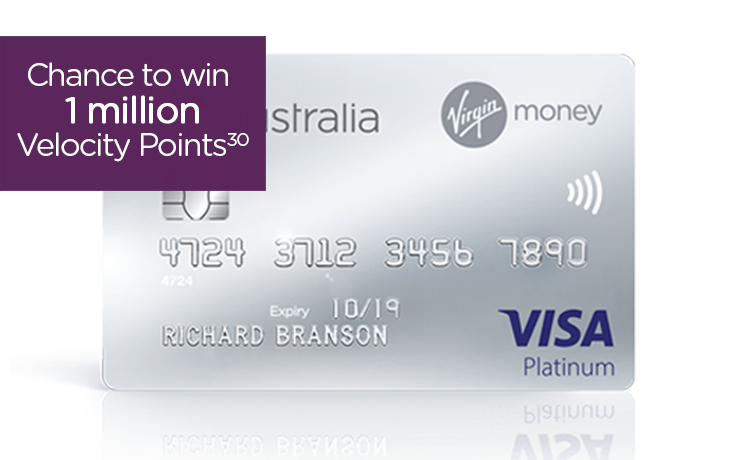 Credit cards virgin money virgin australia velocity flyer card reheart Gallery