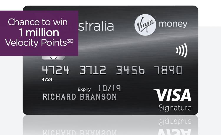 Credit cards virgin money virgin australia velocity high flyer card reheart Images